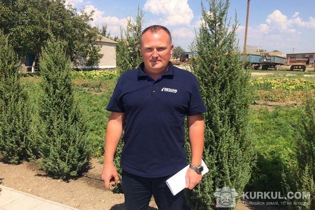 Директор Netafim-Україна і Молдова Сергій Савранський