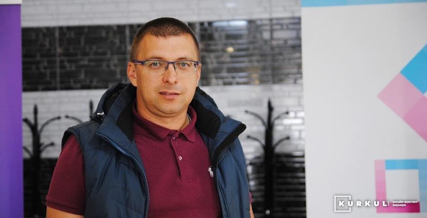 Микола Хісамудінов, головний агроном ТОВ «Агро-Край»