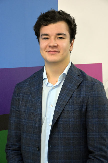 Віктор Кравченко, керівник напрямку UNIVERSEED в Україні