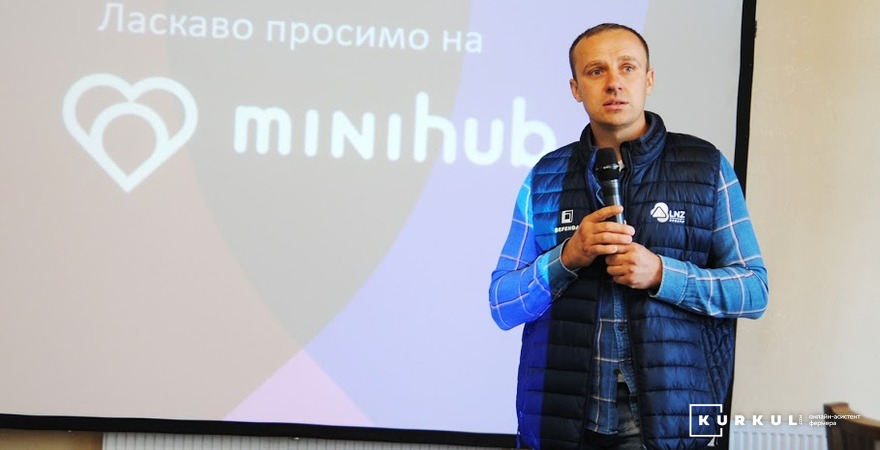 Володимир Шуляк, заступник директора з агровиробництва АФ «Вікторія»