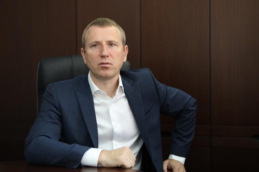 Миколай Зубарєв, виконавчий директор ПАТ «Аграрний фонд»