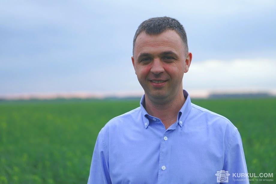 Михайло Світлик, директор СФГ «Іванково»