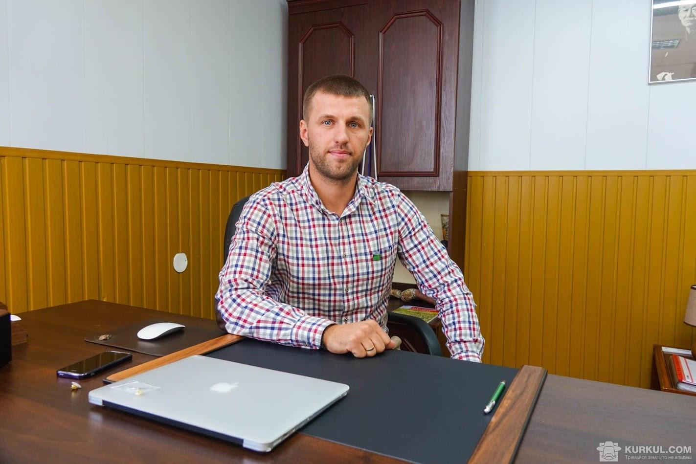 Микола Байбарак, керівник ФГ «Байбарак»