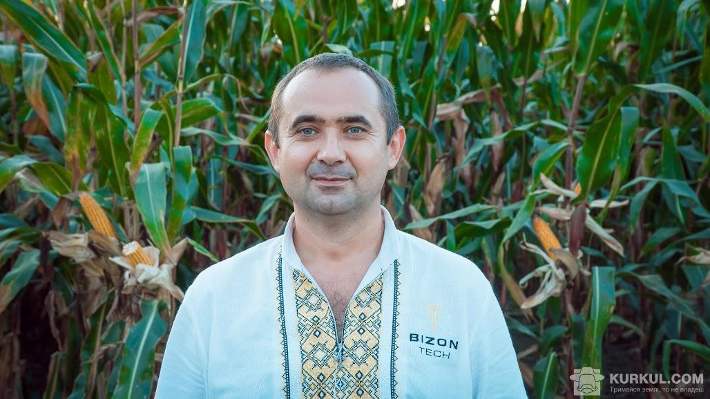 Віктор Васьков, представник компанії «Бізон-Тех 2006»