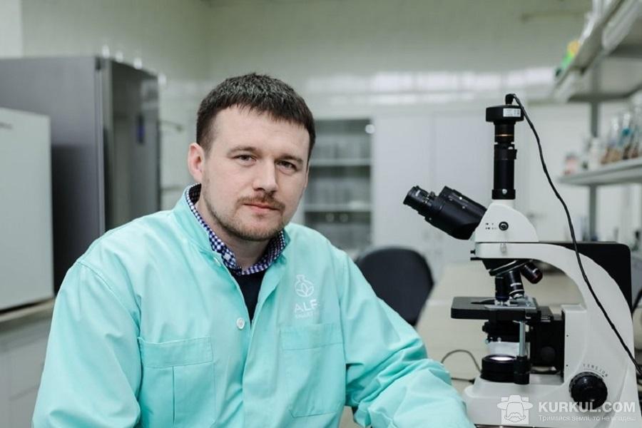 Сергій Кнечунас, директор із розвитку портфеля продуктів ALFA Smart Agro