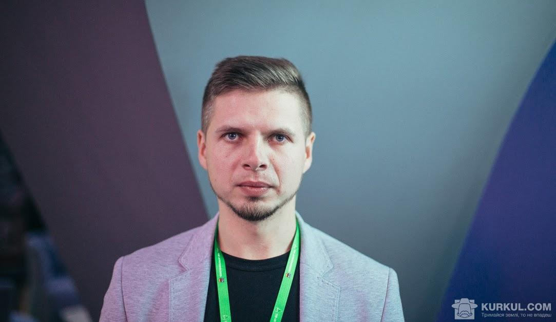Сергій Галабурда, агроном-консультант по території Західної України ТОВ «Суффле Агро Україна»