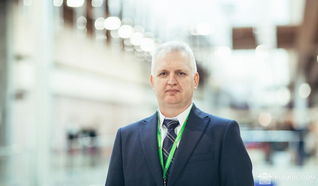 Олександр Борисюк, керівник Південного регіону «Агротехносоюзу»