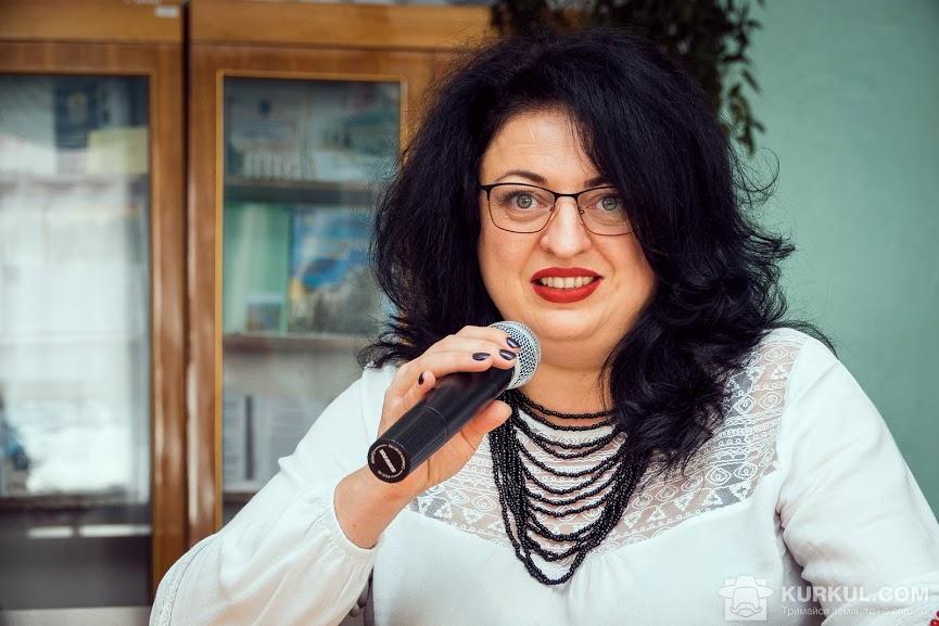 Наталія Якименко, заступник голови правління в ГС «Вівчарство та козівництво України», менеджер «Татусеві Кізоньки»