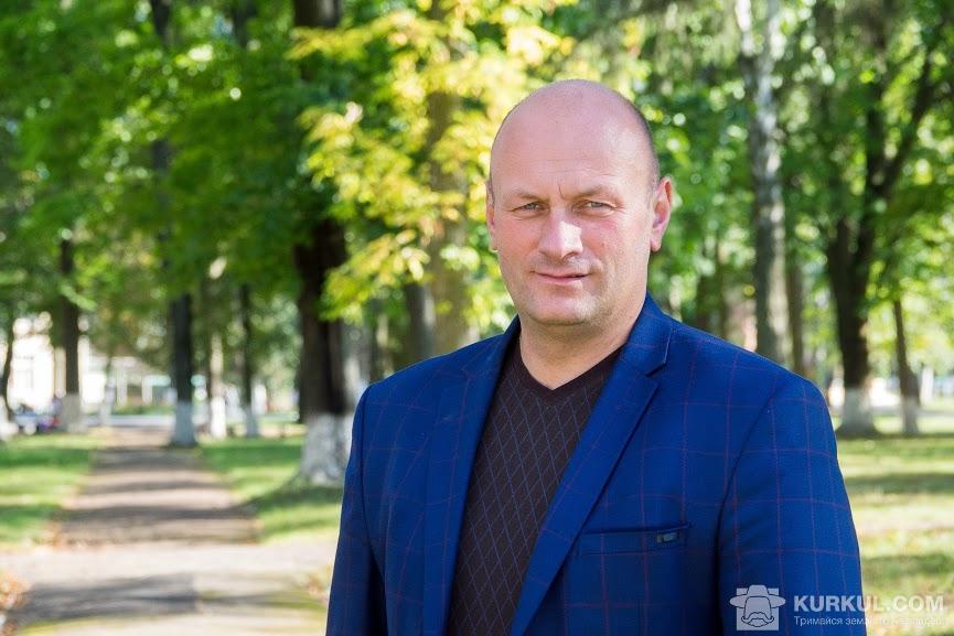 Василь Цвик, власник козиної ферми «Тетяна 2011»