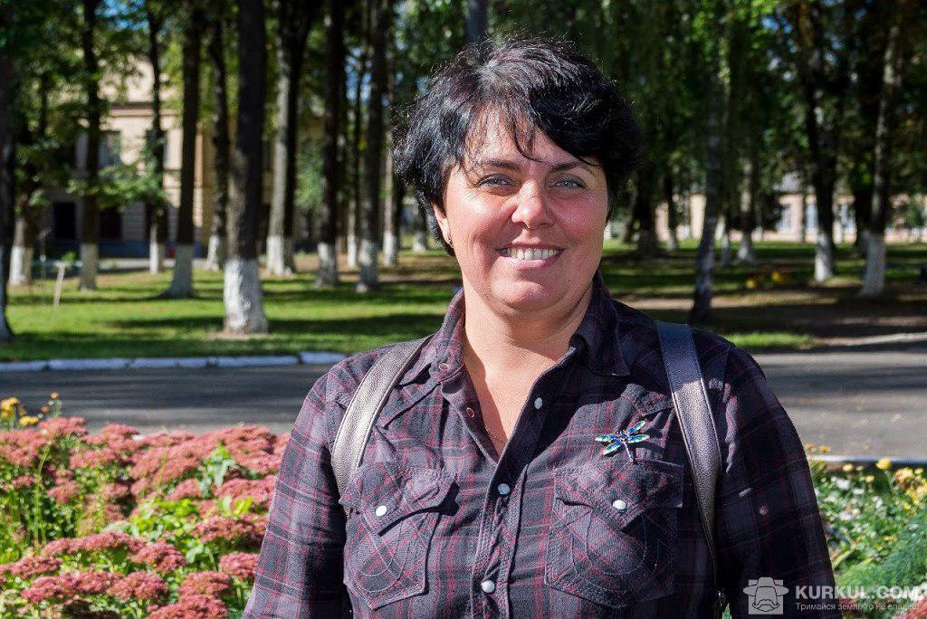 Катерина Приходько, ветеринарний лікар, аспірант інституту генетики і розведення імені Зубця