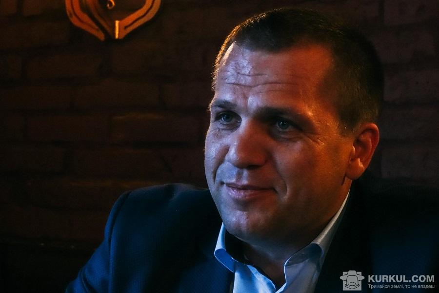 Співвласник і генеральний директор «Перлина Поділля» Сергій Іващук