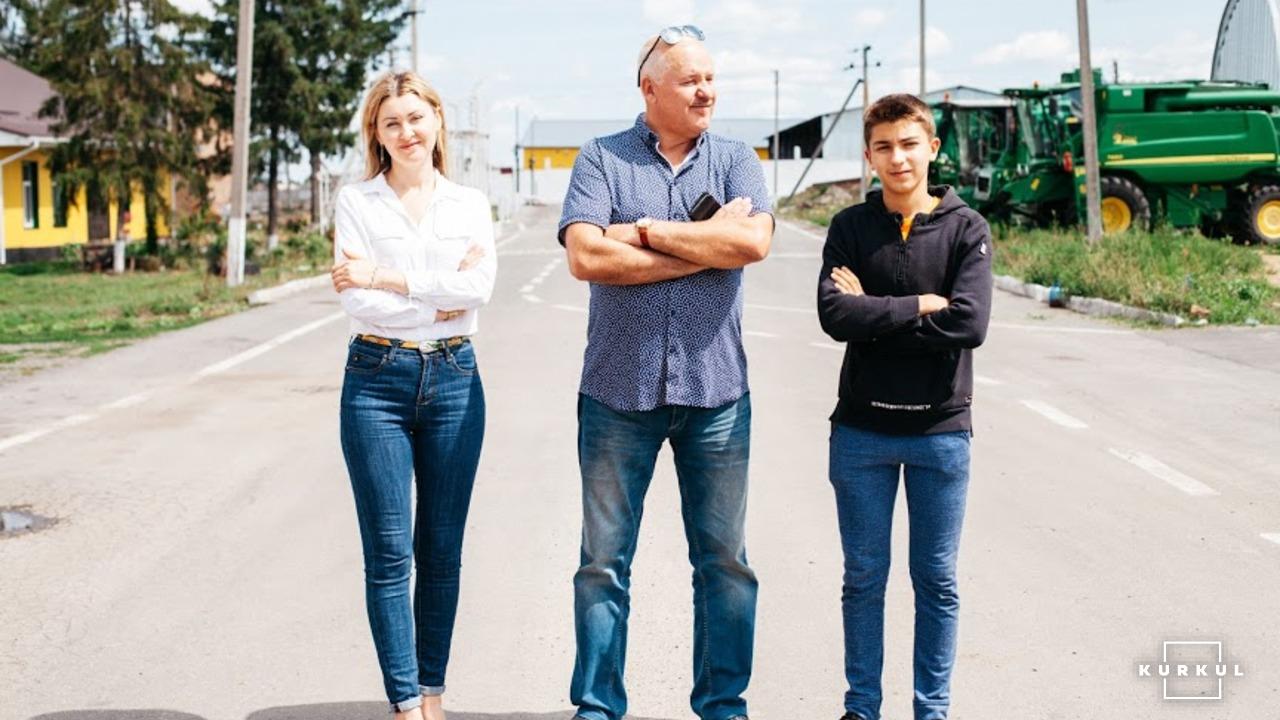 Родина Ляшенків