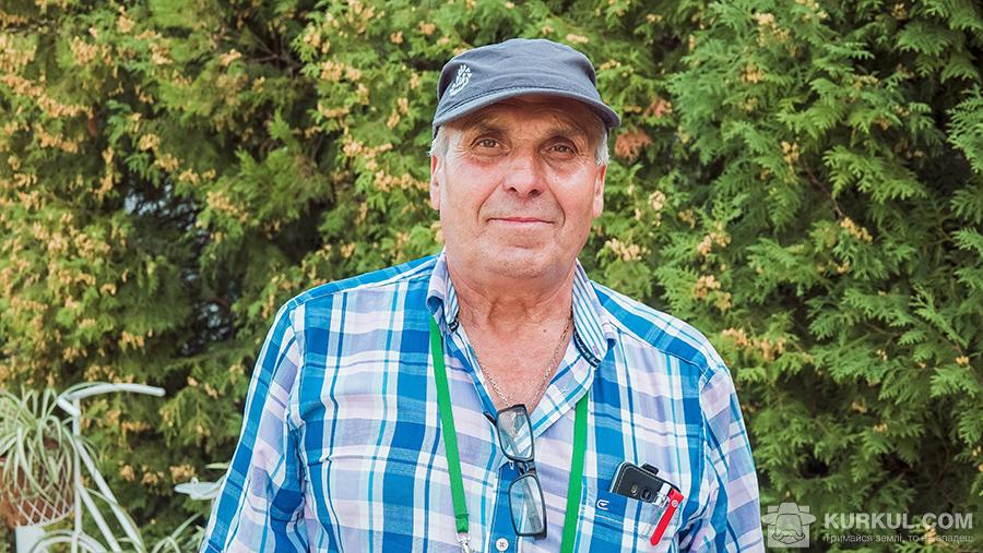 Григорій Козлов, агроном ПП «Лактус»