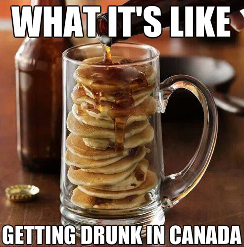 Як виглядає п'янка в Канаді