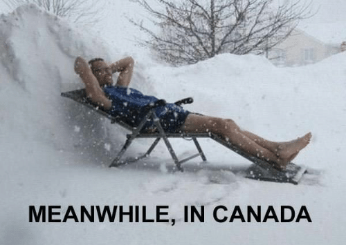 Тим часом в Канаді