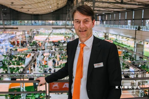 Крістіан Драйер, президента компанії Amazone