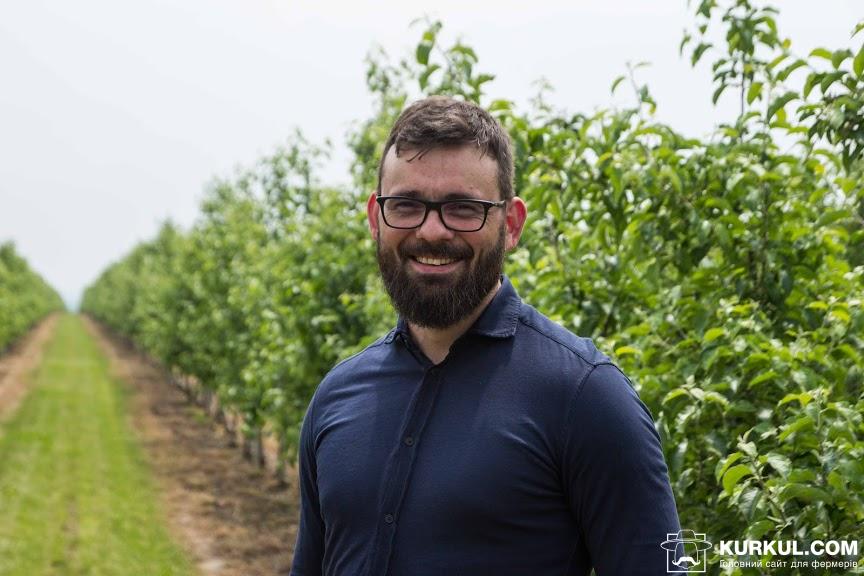 Разван Бок,технічний менеджер по спецкультурах Центральної Європи компанії BASF