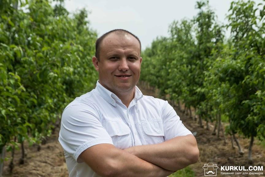 Віктор Романюк, регіональний менеджер із продажів BASF у Вінницькій області