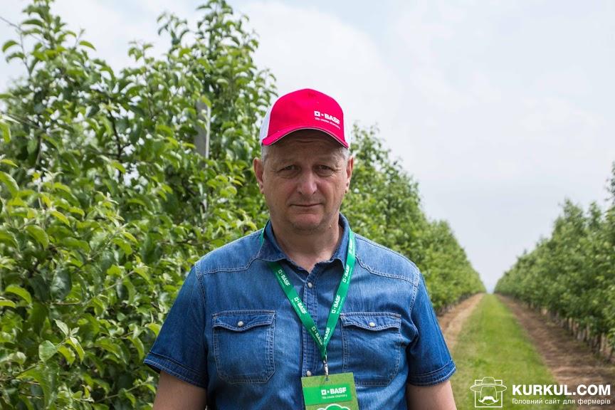 Сергій Бойчук, заступник директора корпорації «Вінниця СадВинПром»