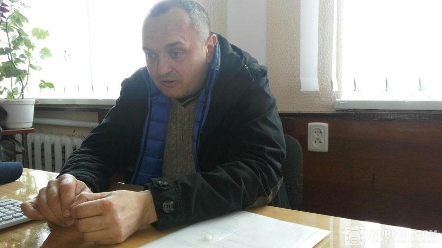 Дмитро Маланчук, директор СГК «Бабинський»
