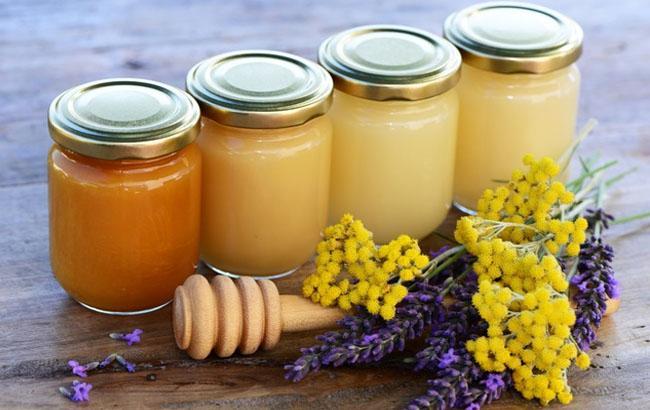 Різні сорти меду