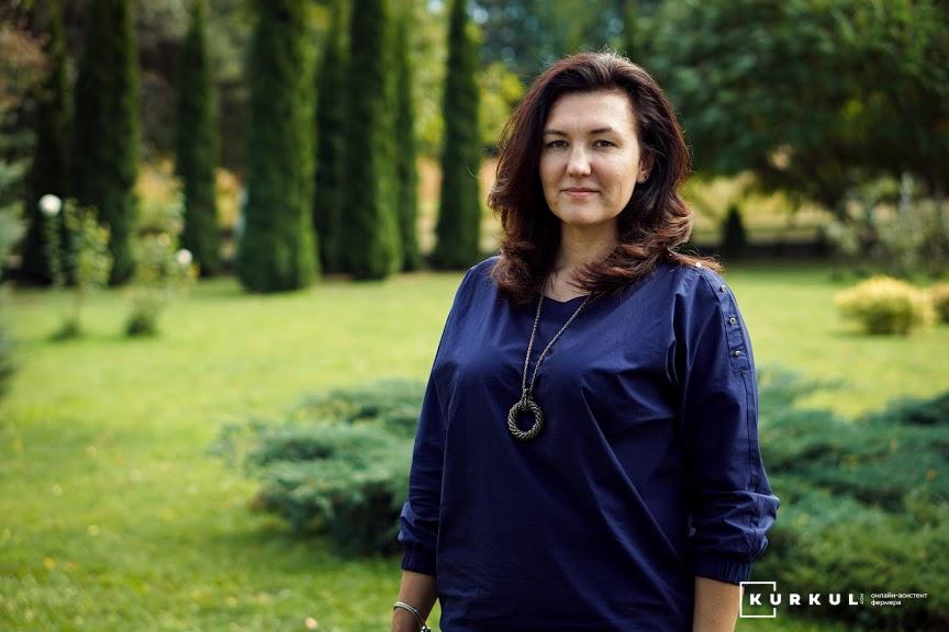 Ірина Касьяненко, директор компанії «Океан Інвест».