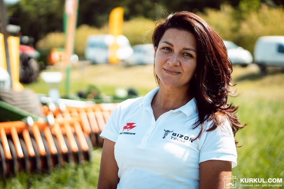 Наталія Жильнікова, керівник відділу продажів компанії «Бізон-Тех»