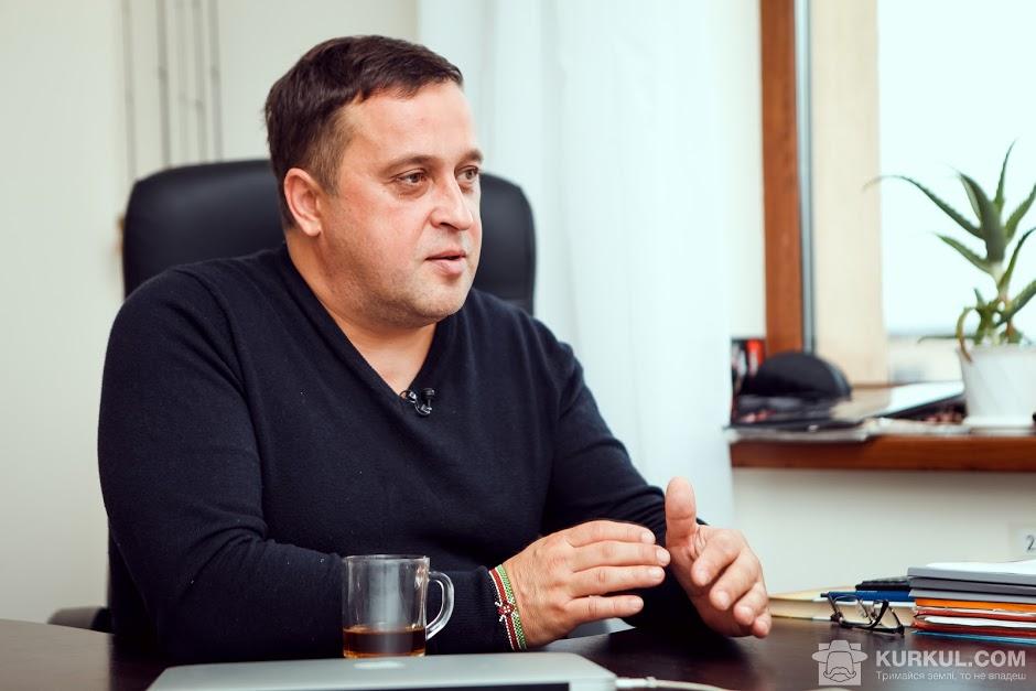 Ігор Романов, директор СТОВ «Надія»