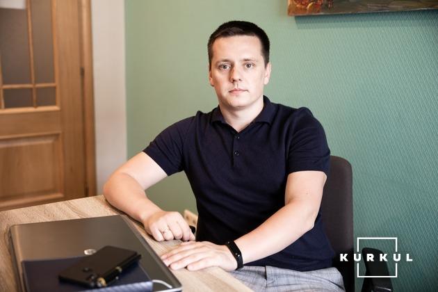 Андрій Дем'янович, засновник сервісу Feodal.online