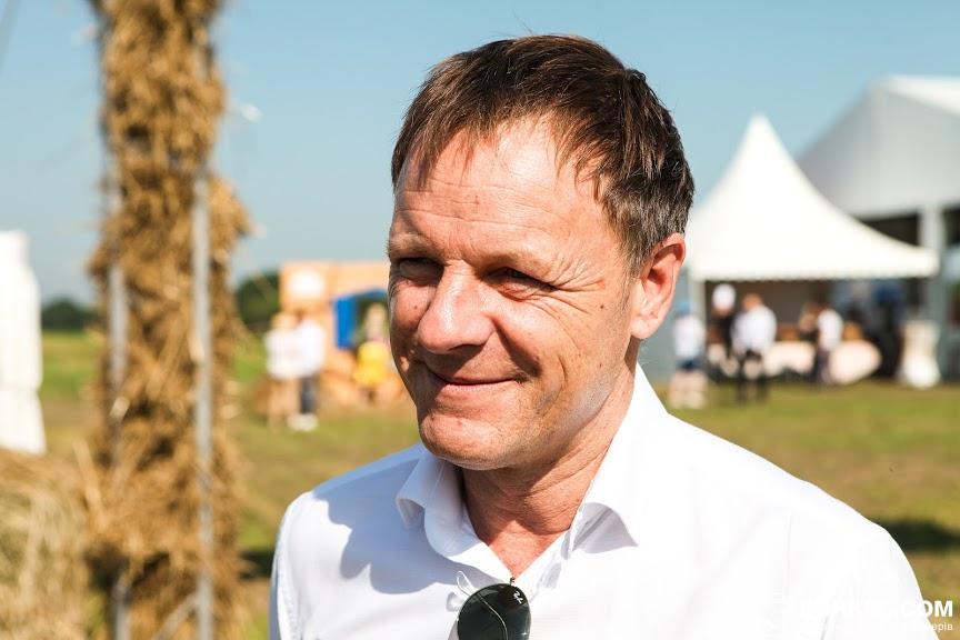 Кзав'є Фюльширон, генеральний директор «Суффле Агро Україна»