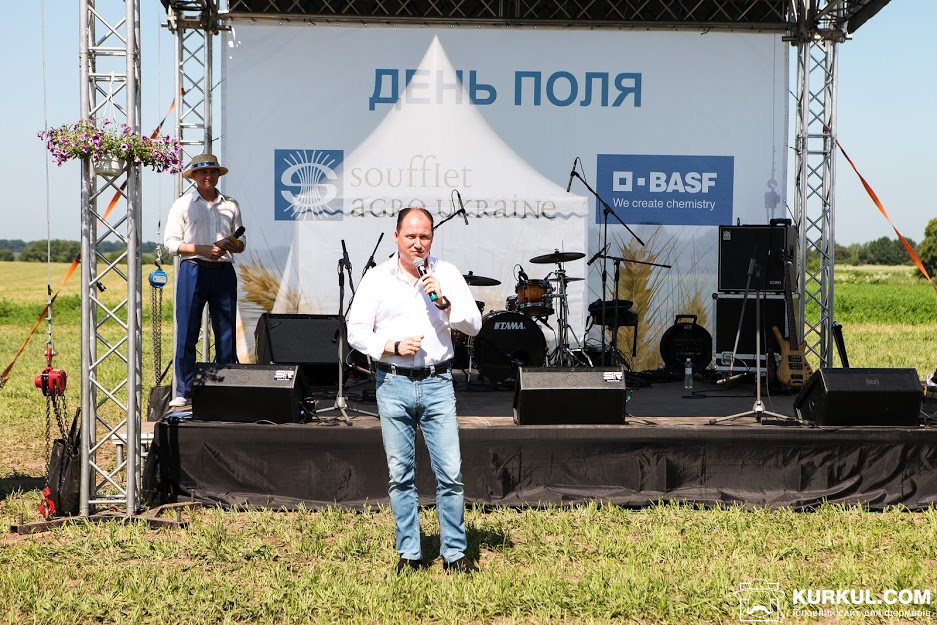 Андрій Касьян, керіник відділу продажів агропідрозділу «BASF» Україна