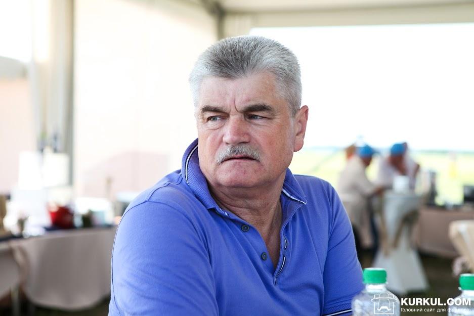 Олександр Затишний, директор ТОВ «Агрофірма-Надія»