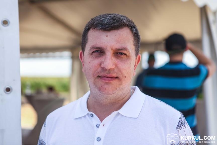 Олексій Грушко, директор «Варіант Агро Буд»