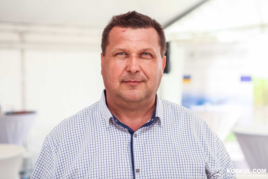 Олександр Чуприна, виконавчий директор ПрАТ «Фрідом Фарм Інтернешнл»