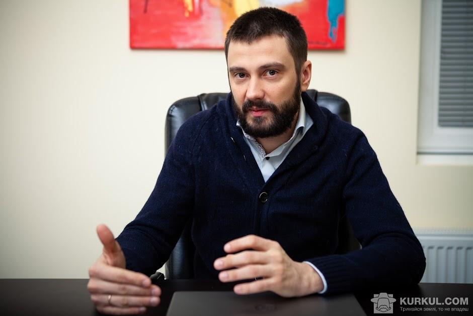 Дмитро Граца, керівник проекту «Точне землеробство» компанії «Бізон-Тех»