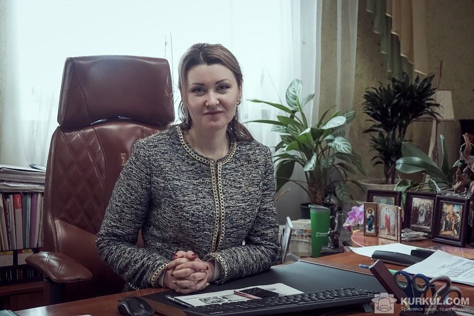 Тетяна Ляшенко, директор агрофірми «Відродження»