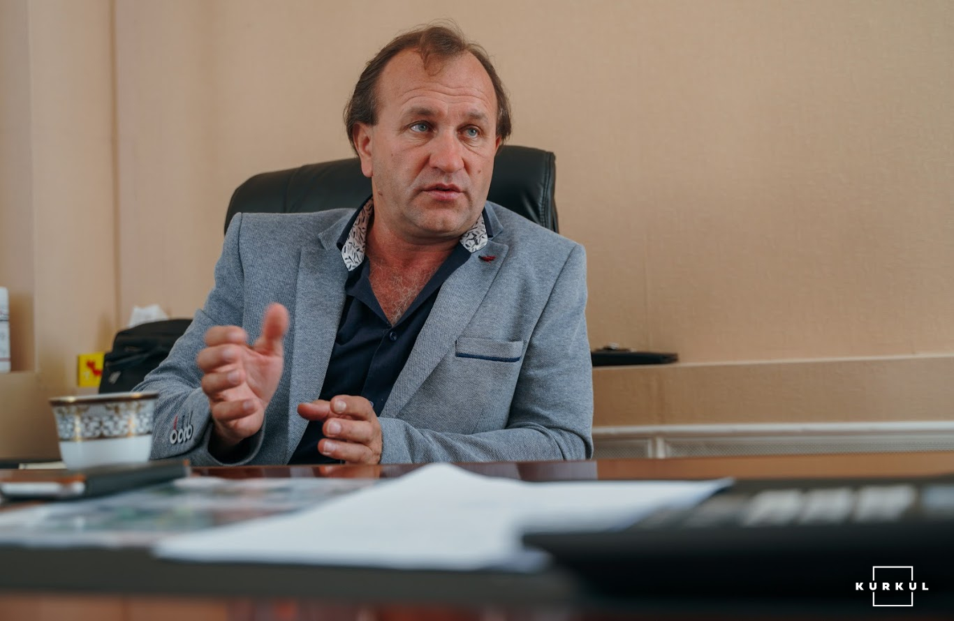 Михайло Сербін, генеральний директор Grano Group