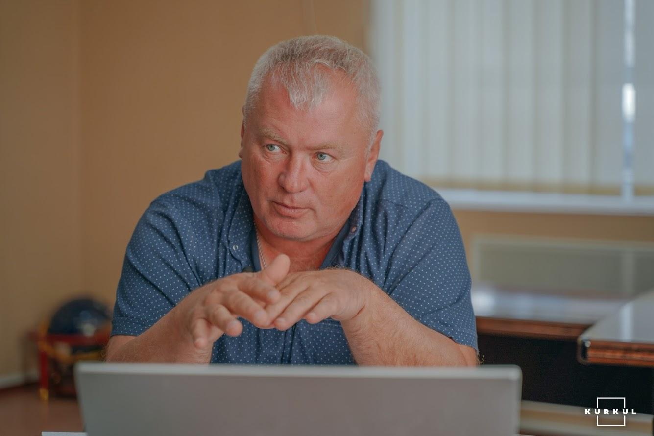 Олександр Подгорний, головний агроном Grano Group