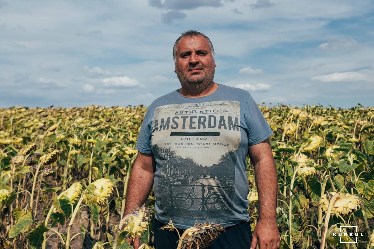 Андрій Булгаков, директор фермерського господарства «Унірем-Агро Плюс»
