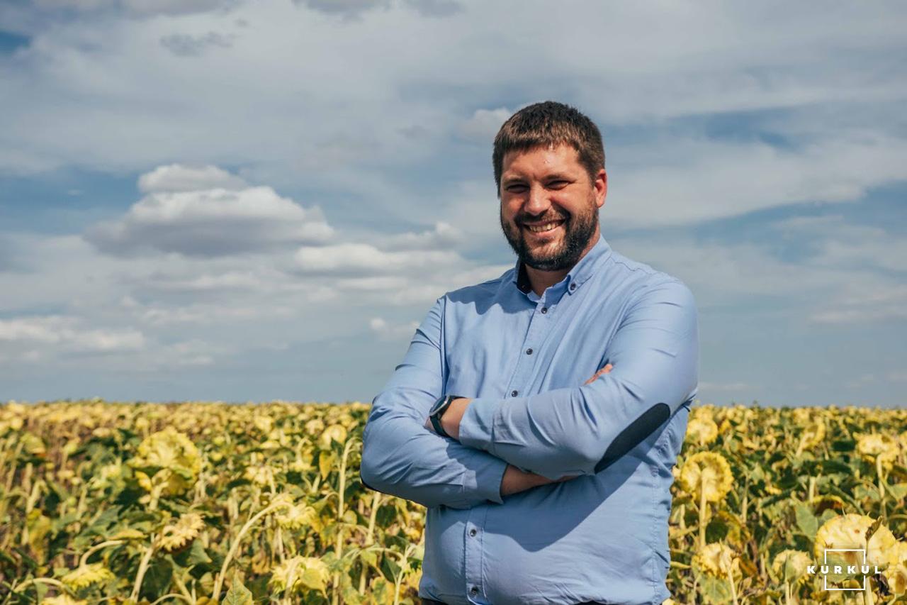 Артем Ремпен, операційний директор компанії G.R. Agro