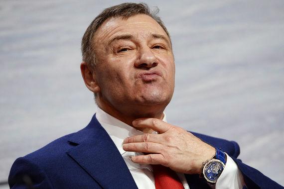 АркадійРотенберг, російський олігарх