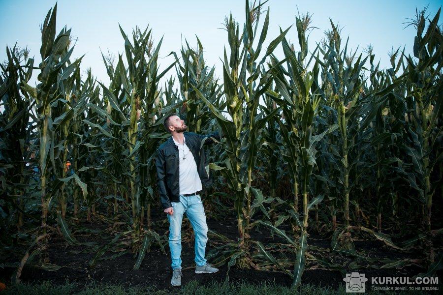 Тропічна кукурудза