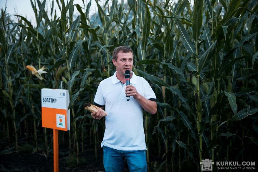 Олександр Мазуренко, агроном-консультант «КВС-УКРАЇНА» у Вінницькій та Хмельницькій областях