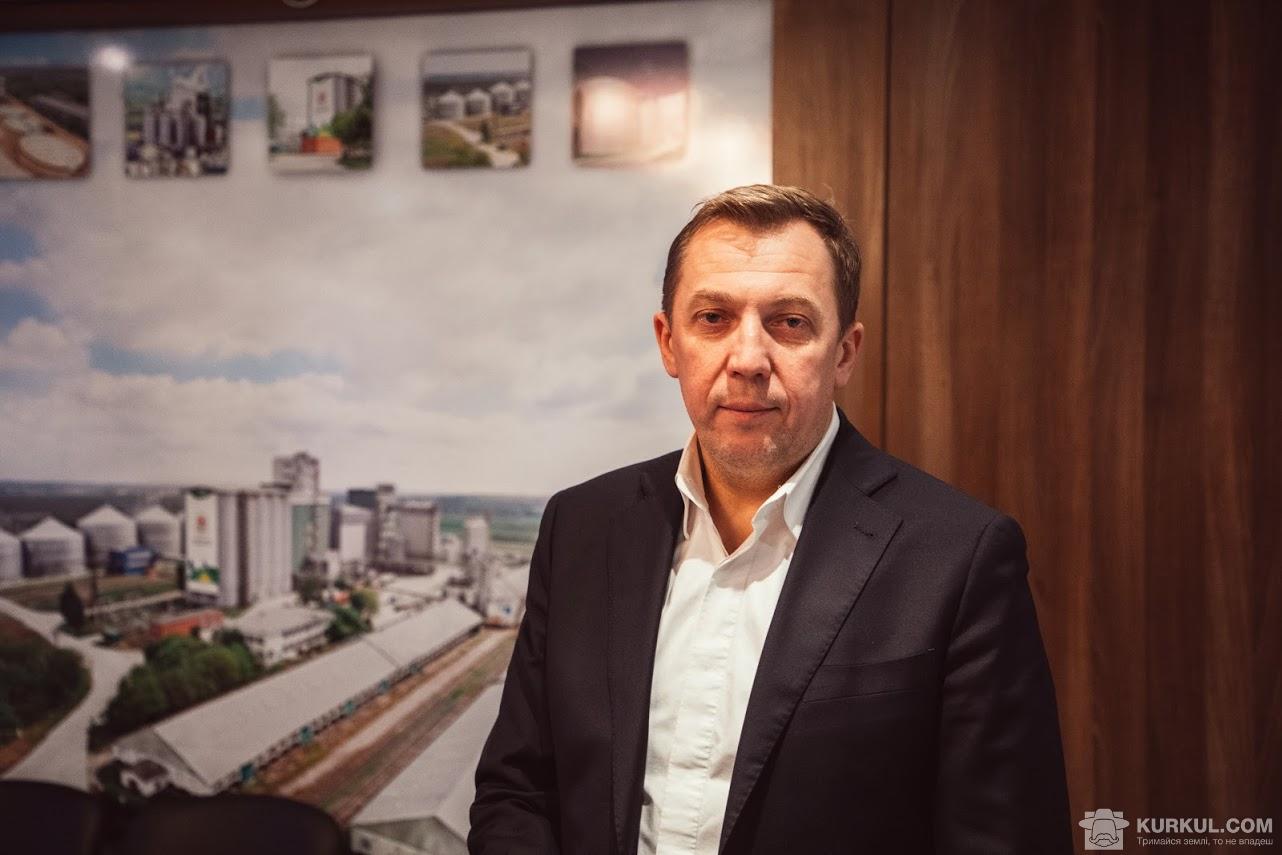 Артур Футима, перший заступник керівника комбікормового напрямку МХП