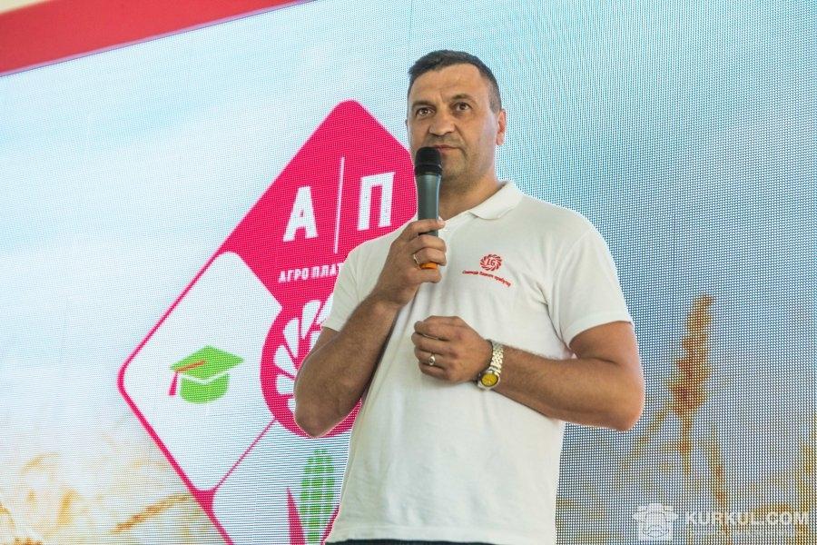 Віктор Карбівський, генеральний директор компанії «Лімагрейн Україна»