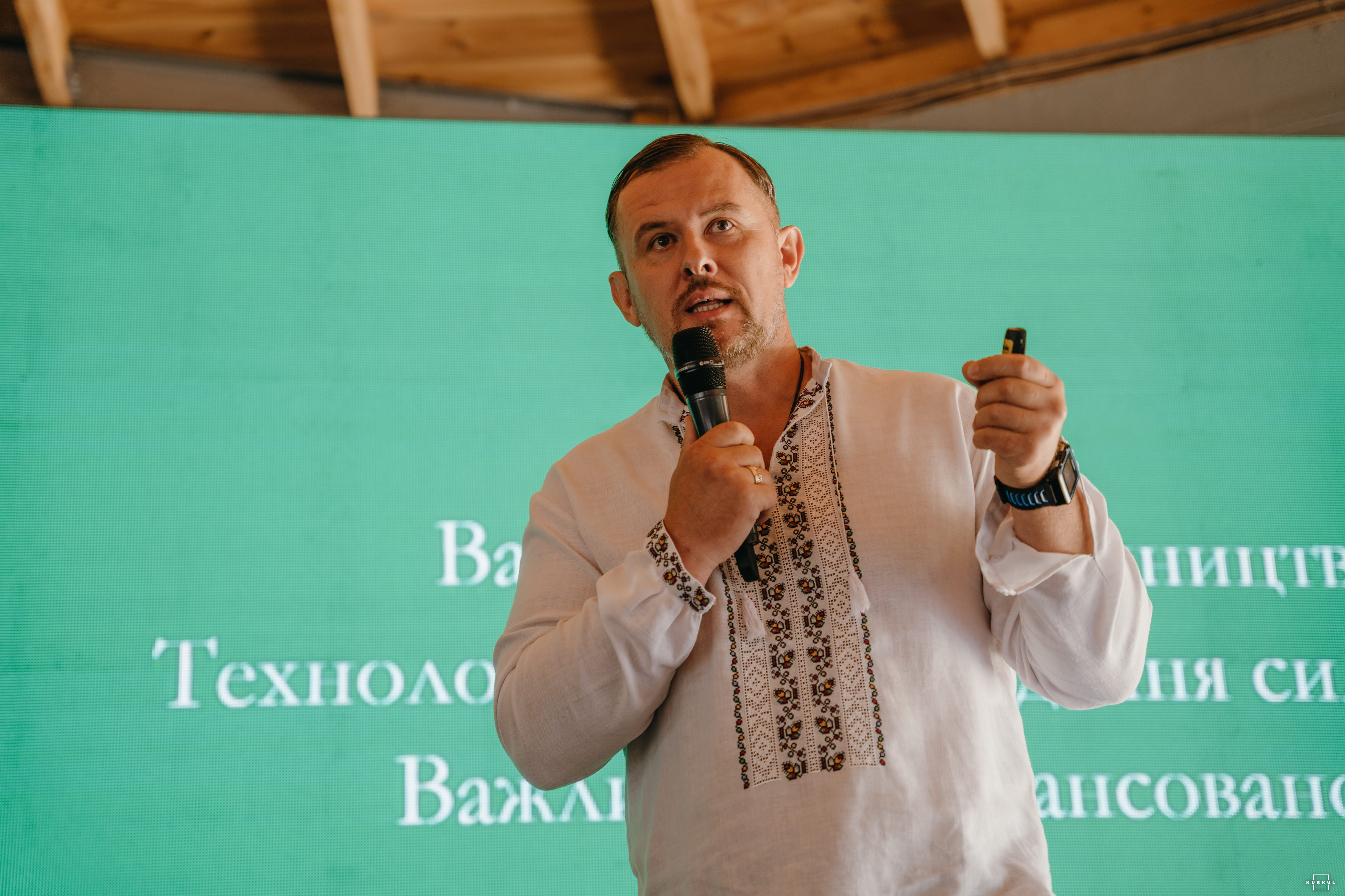 Михайло Травецький, кандидат ветеринарних наук, експерт у галузі тваринництва