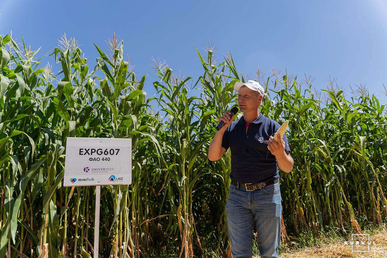Леонід Чорний, менеджер із розвитку агротехнологій центрального регіону напрямку насінництва LNZ Group