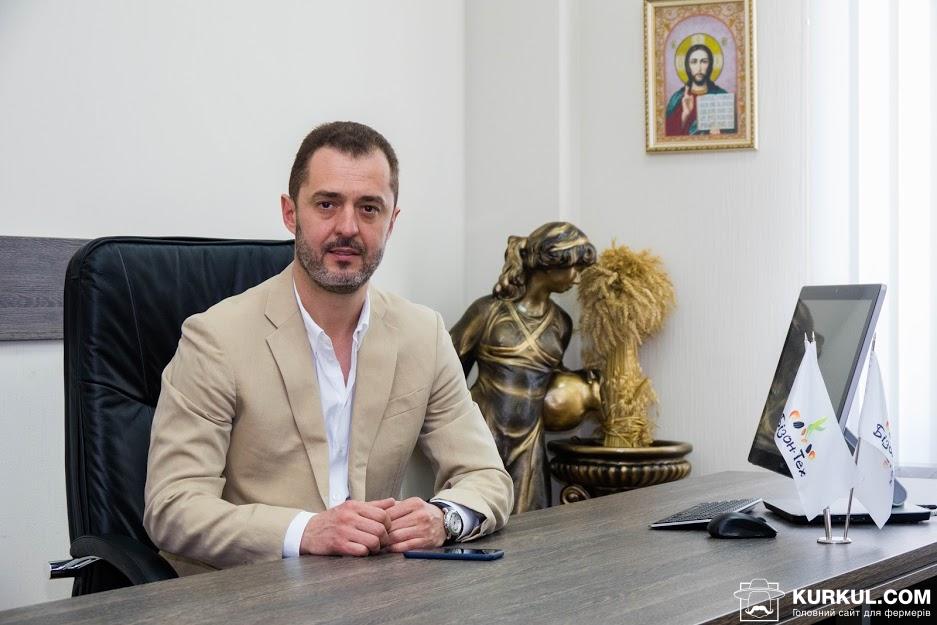 Вадим Коверник, власник групи компаній BKW