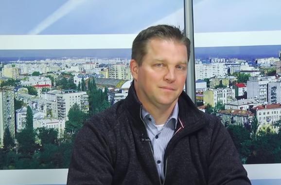 Тобіас Гелмке, співвласник «Лампка Агро»