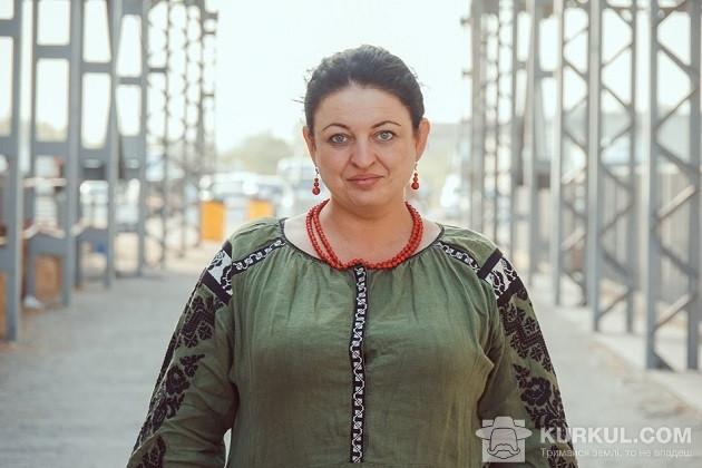Наталія Якименко, заступниця голови правління в ГС «Вівчарство та козівництво України», менеджер СФГ «Татусеві Кізоньки»
